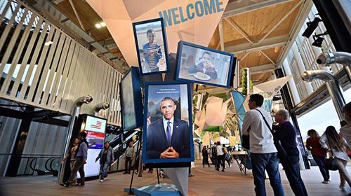 Expo 2015 – USA Pavilion